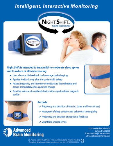 New Therapy for Sleep Apnea and Snoring-CPAP Alternative
